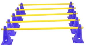 Agility Pylonen Set für Übungen mit dem Hund